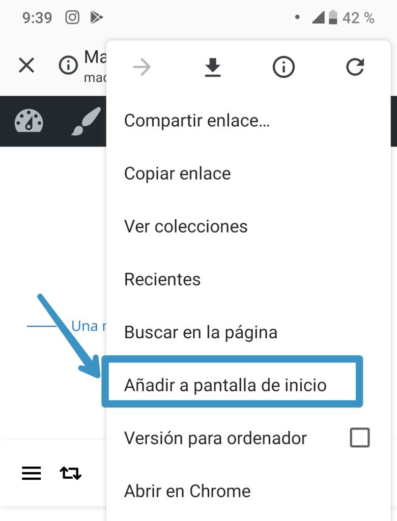 tutorial-acceso-directo-web-en-movil